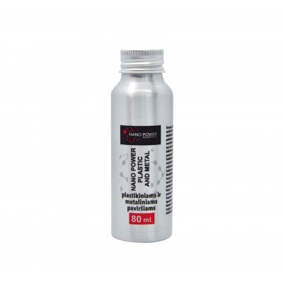 Nano Power metalui ir plastikui (80 ml)