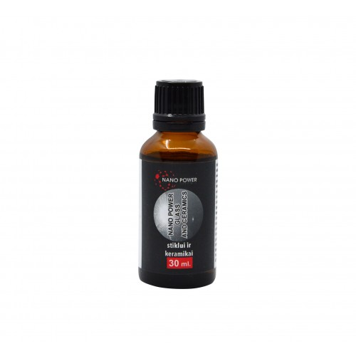 Nano Power stiklui ir keramikai (30 ml)